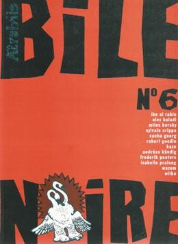 Couverture de Bile noire -6- Juin 1999