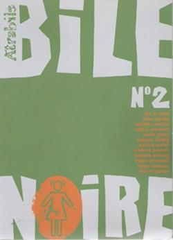 Couverture de Bile noire -2- Février 1998