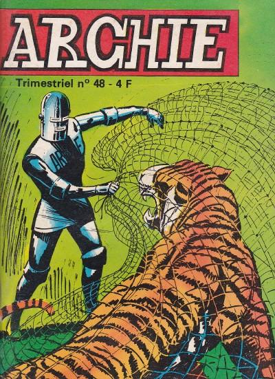 Couverture de Archie (Jeunesse et Vacances) -48- Mission accomplie