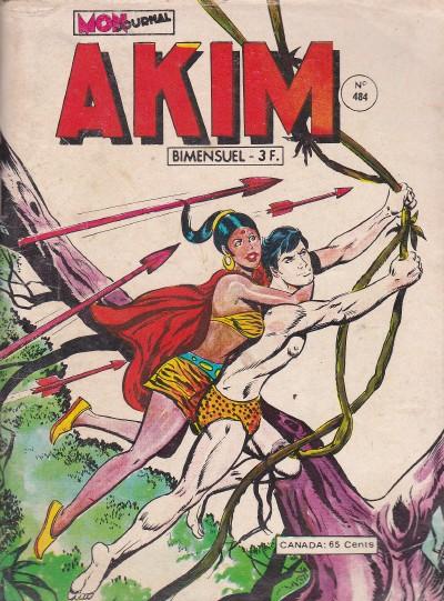 Couverture de Akim (1re série) -484- La bague qui rend invisible