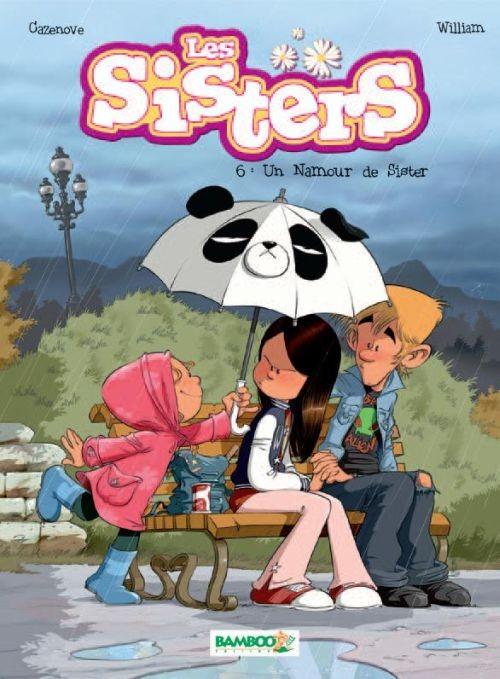 Couverture de Les sisters -6- Un Namour de Sister