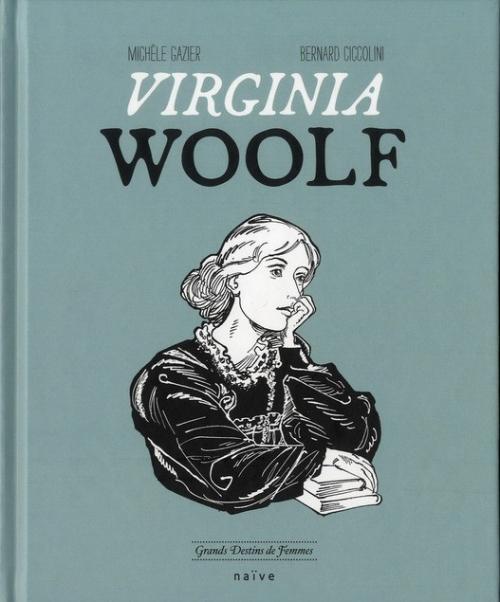 Ma collection autour de Virginia Woolf et Bloomsbury Couv_145790