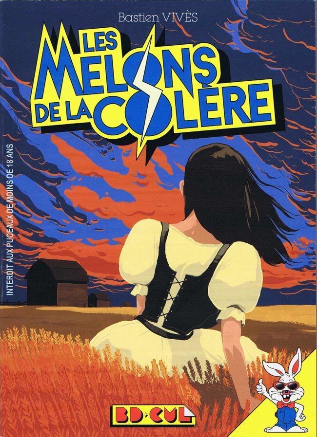 Couverture de Les melons de la colère -4- Les Melons de la colère