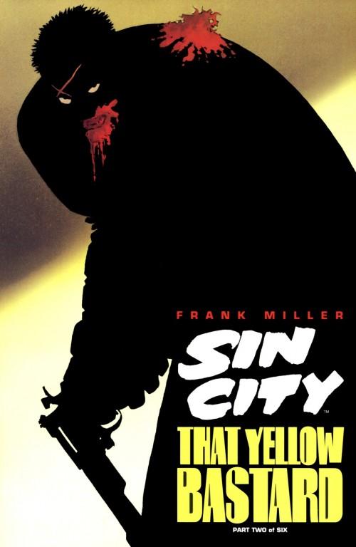 Couverture de Sin City: That yellow bastard -2- That Yellow Bastard (2/6)