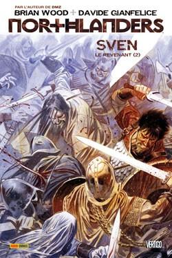 Couverture de Northlanders (Panini) -2- Sven le revenant (2)