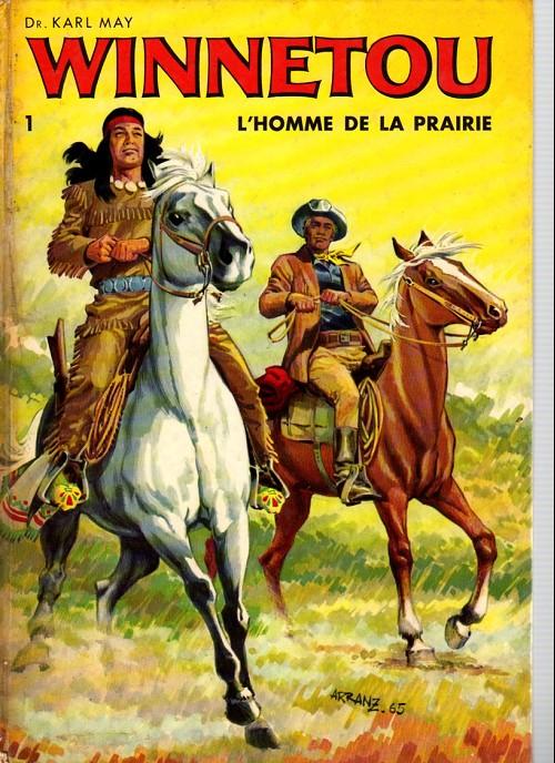 Winnetou 4 tomes CBR
