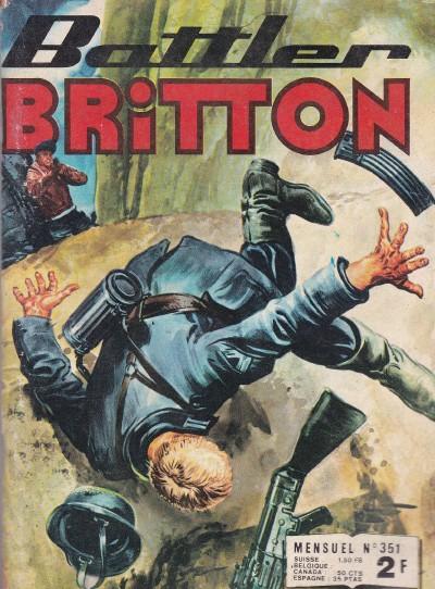 Couverture de Battler Britton -351- Les oiseaux de guerre
