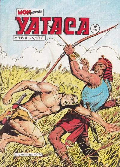 Couverture de Yataca (Fils-du-Soleil) -198- Le dernier royaume