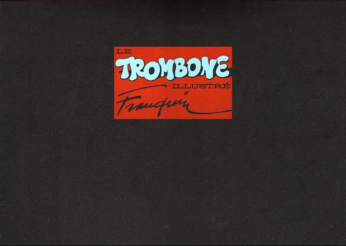 Couverture de Le trombone Illustré -PF- Le trombone illustré