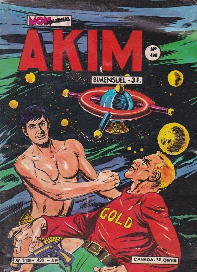 Couverture de Akim (1re série) -496- Luna-Gold