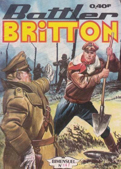 Couverture de Battler Britton (Imperia) -147- Un projet démoniaque