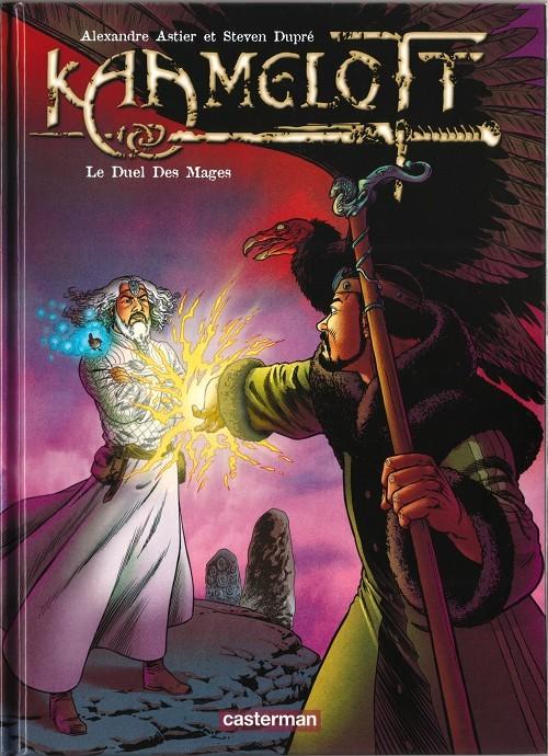 Couverture de Kaamelott -6- Le duel des mages