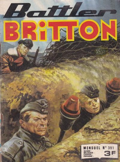 Couverture de Battler Britton -391- Le talisman