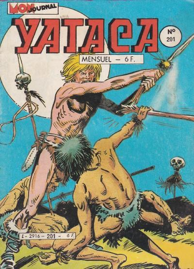Couverture de Yataca (Fils-du-Soleil) -201- Le tyran