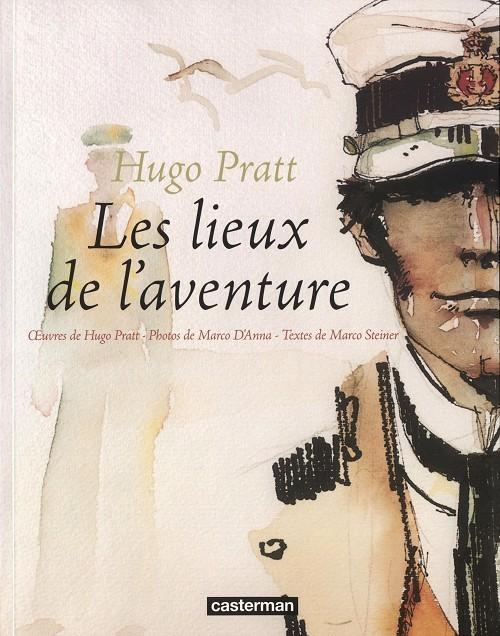 Couverture de (AUT) Pratt, Hugo -Cat- Les lieux de l'aventure