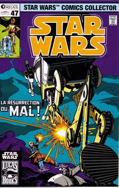 Couverture de Star Wars (Comics Collector) -47- Numéro 47