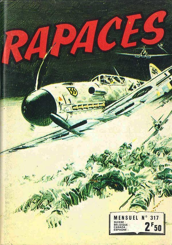 Couverture de Rapaces (Impéria) -317- Comédie - Fireball