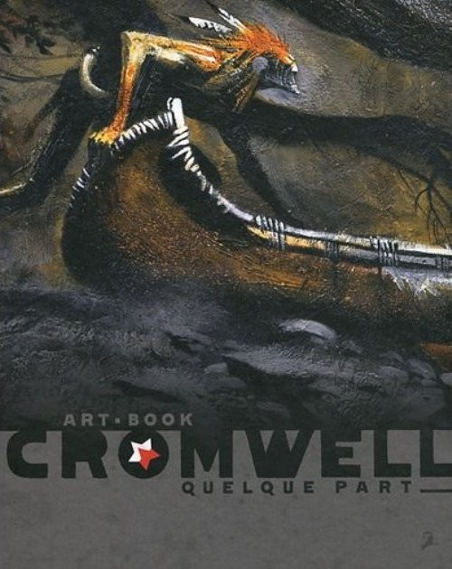 Couverture de (AUT) Cromwell - Art-book Cromwell quelque part...