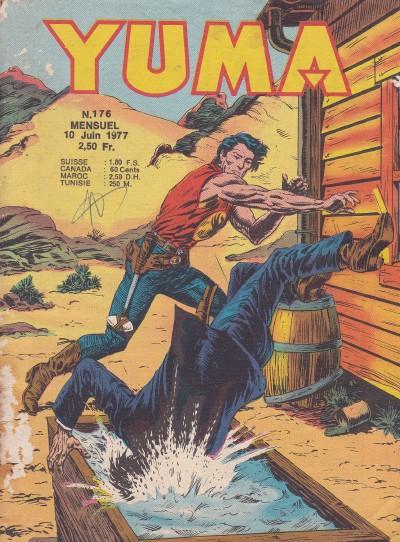 Couverture de Yuma (1re série) -176- Dans la tanière du loup