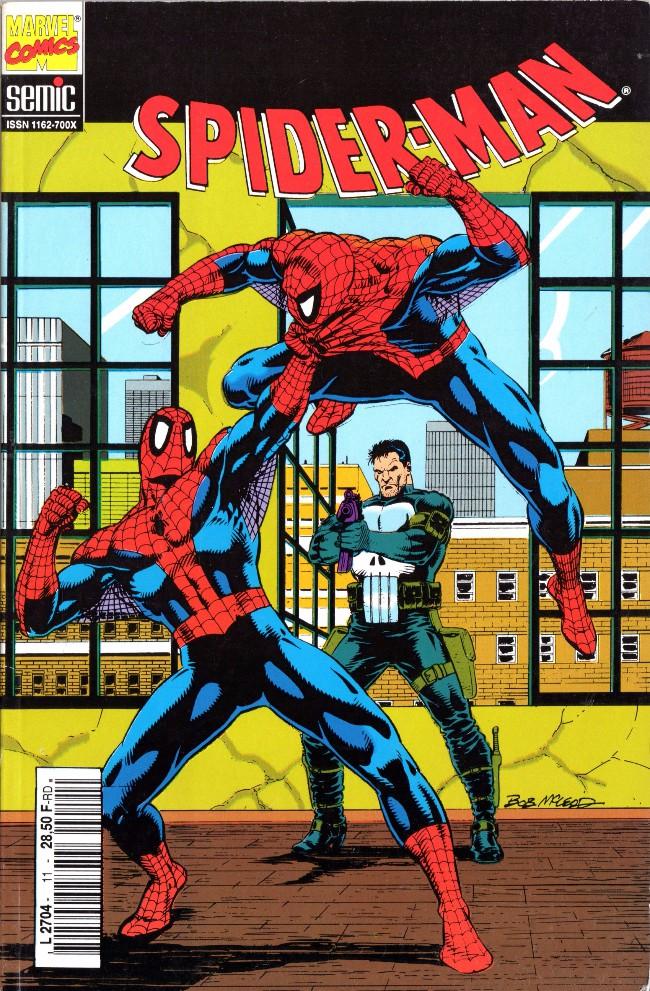 Couverture de Spider-Man (Semic) -11- Spider-Man 11