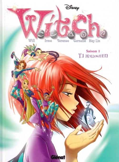 W.I.T.C.H. - Saison 1 (Glénat) - les 12 tomes