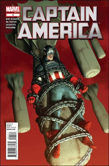 Couverture de Captain America (2011) -4- American dreamers part 4