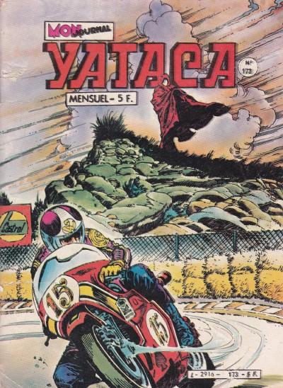 Couverture de Yataca (Fils-du-Soleil) -173- Bwana Doc