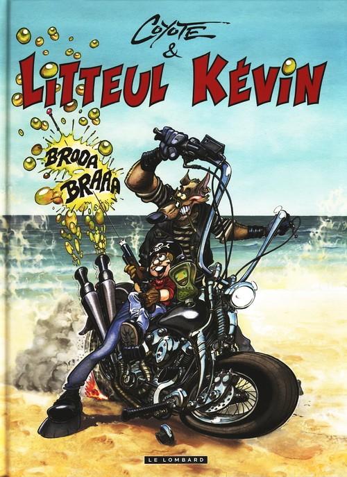 Couverture de Litteul Kévin -HS1- Coyote et Litteul Kévin