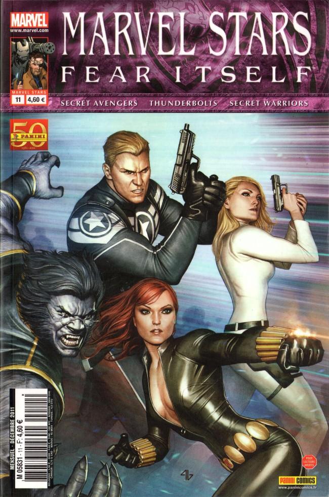 Couverture de Marvel Stars -11- Sus au rebelle !