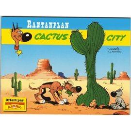Couverture de Rantanplan -OEP4- Cactus city