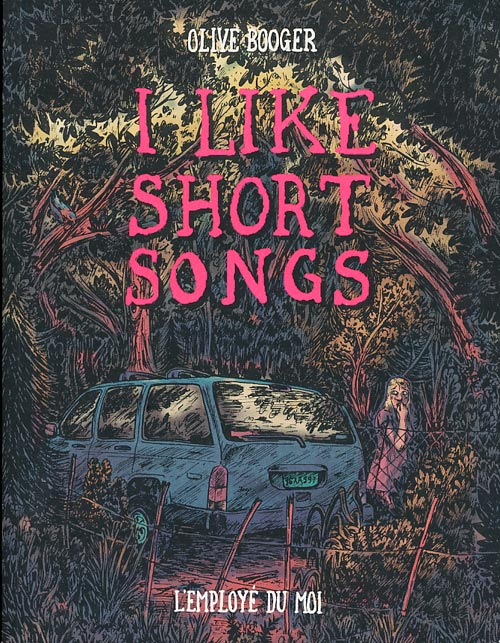 Couverture de I like short songs