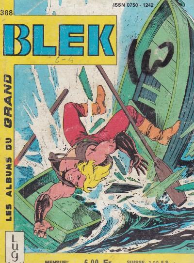 Couverture de Blek (Les albums du Grand) -388- Numéro 388