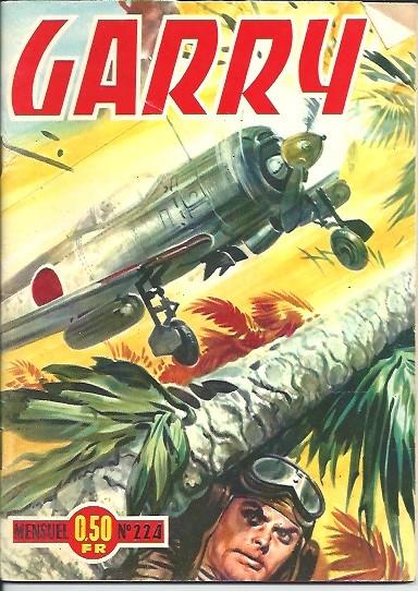 Couverture de Garry (Impéria) (2e série - 190 à 456) -224- Les héros de tokyo