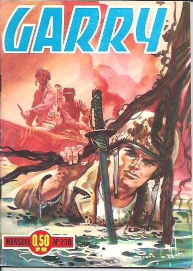 Couverture de Garry (Impéria) (2e série - 190 à 456) -238- Radar fantome