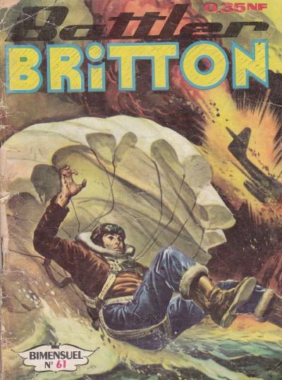 Couverture de Battler Britton (Imperia) -61- Le tunnel secret (1)