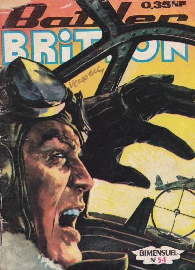 Couverture de Battler Britton -54- Travail d'équipe