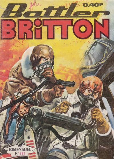 Couverture de Battler Britton -142- Mission en Australie