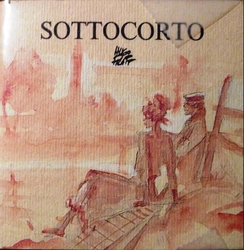 Couverture de (AUT) Pratt, Hugo (en italien) - Sottocorto