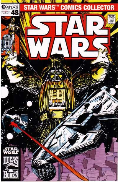 Couverture de Star Wars (Comics Collector) -48- Numéro 48