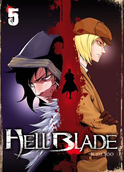 Hell Blade - 5 tomes