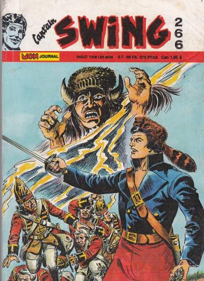 Couverture de Capt'ain Swing! (1re série) -266- Le totem de Numakiki