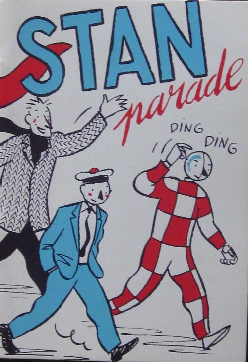 Couverture de Stan parade
