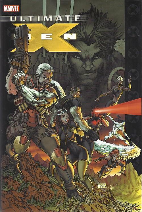 Couverture de Ultimate X-Men (2001) -HC08- Ultimate X-Men vol. 8
