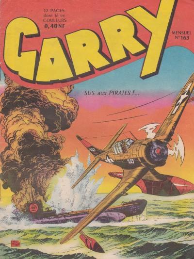 Couverture de Garry -163- Sus aux pirates !...