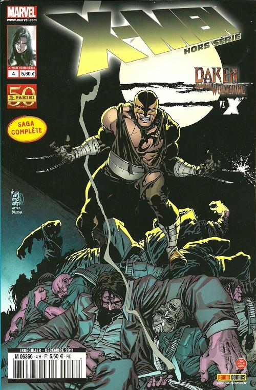 Couverture de X-Men Hors Série (Marvel France 2e série) -4- Collision