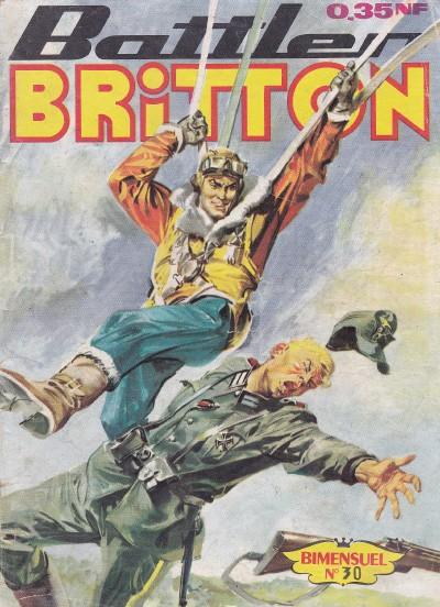 Couverture de Battler Britton -30- Les camions d'or