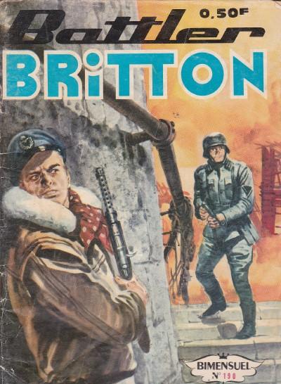Couverture de Battler Britton -190- La toile d'araignée