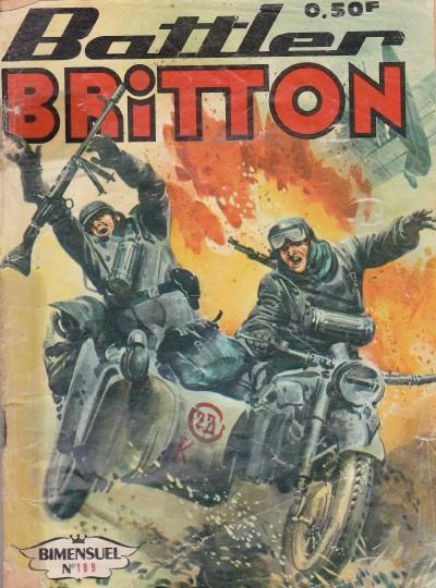 Couverture de Battler Britton -189- Le navire fantôme