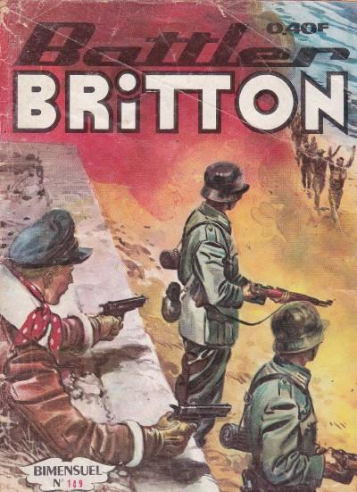 Couverture de Battler Britton (Imperia) -149- Coup monté !