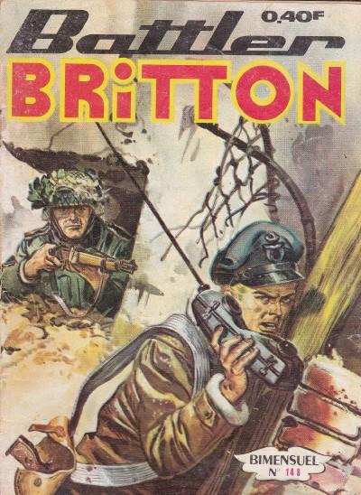 Couverture de Battler Britton -148- Supercherie